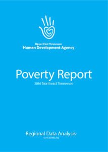 Poverty Report Page